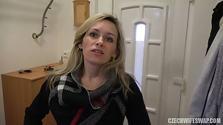 Czech Tie the knot Swap - Always Wet Nympho Milf